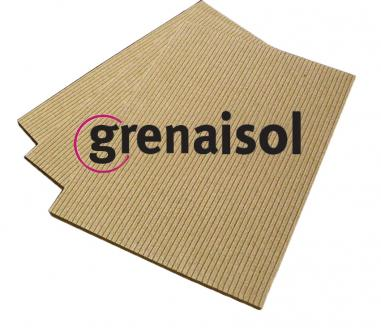 Construction and insulation panel Grenaison 60x80x4cm