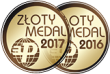 Gold medal at the BUDMA / FIREPLACES fair in Poznań 2016 and 2017.